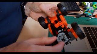 Lego Gears Tutorial 1