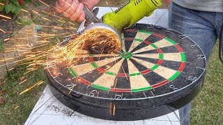 What's inside a Dartboard? thumbnail