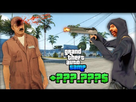 Сколько Зарабатывает Убийца Инкассаторов на Arizona RP! - Жизнь Бомжа GTA SAMP #99 thumbnail