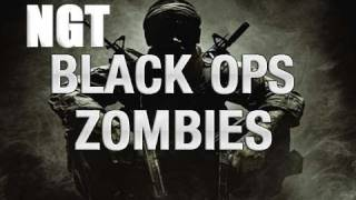 Black Ops Zombies Challenge: Shotguns Only - Mmmmm...roasted Red Pepper Hummus! (part 6)