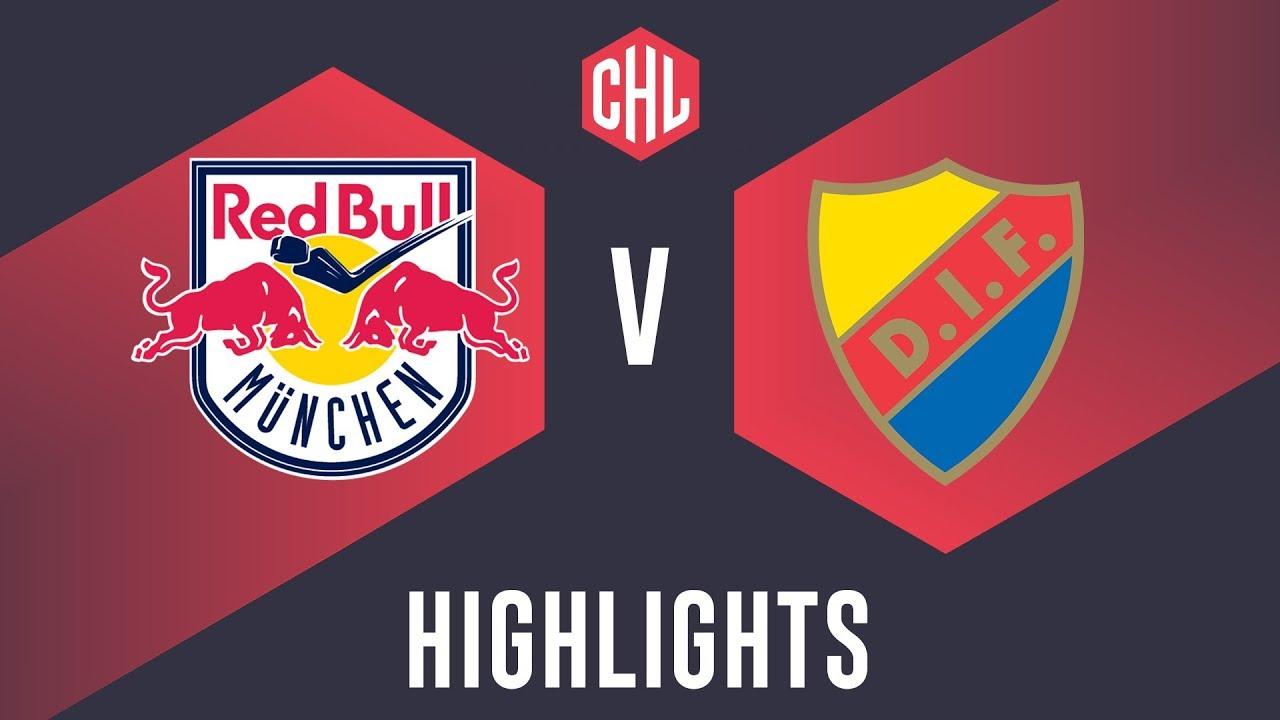 Highlights: Red Bull Munich vs. Djurgården Stockholm