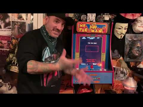 PRODUCT REVIEW: 2020 ARCADE1UP HSN- MS PAC-MAN 8-IN-1 PARTYCADE from Anthony Sevins