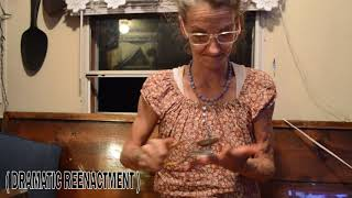 """How to Play Spoons 5 - the """"Roll"""" (Spoon Lady)"""