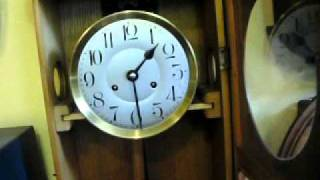 Repeat youtube video My clock collection 3 (10th of May 2011)