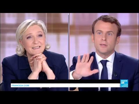 """LE DÉBAT - Emmanuel Macron : """"Mme Le Pen, vous vous nourrissez de la peur et des mensonges"""""""