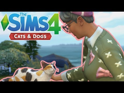VETS AND PETS - The Sims 4 Cats and Dogs | Episode 4 |