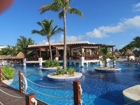 Excellence Playa Mujeres!! Mexico!!