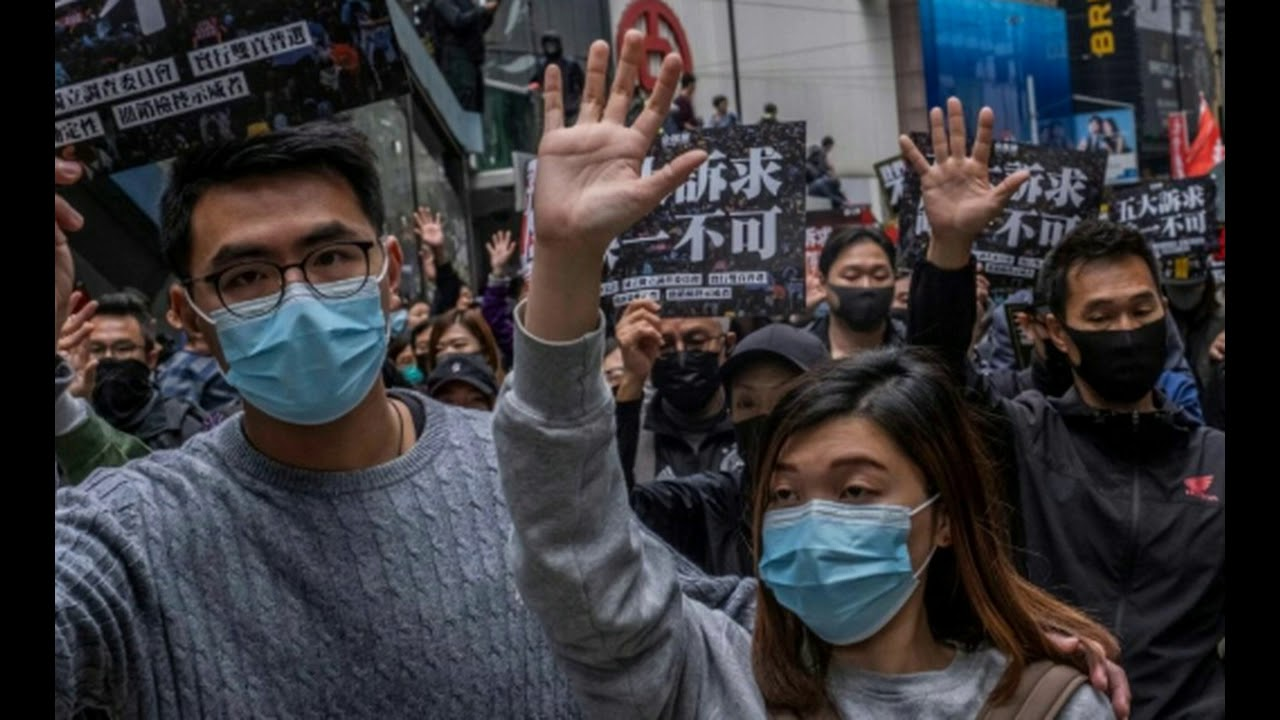 Mystery Viral Outbreak In Hong Kong Has People Raising Many Questions
