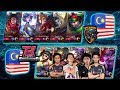 Download lagu Syno Chou !! Team Bosskur vs XPAX X ASSINS !! Mobile Legends