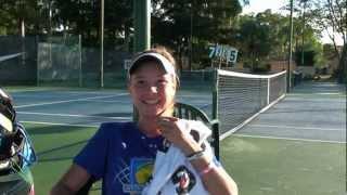 видео Теннисная Академия Ника Боллетьери