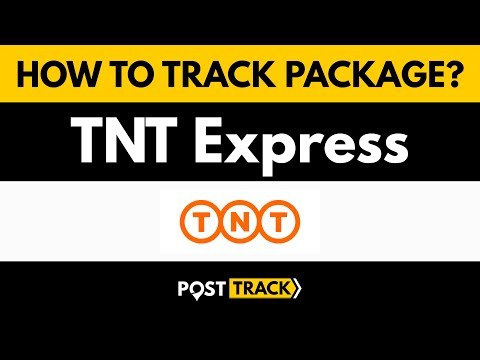 How To Track Package TNT Express?