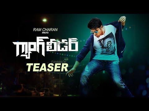 Ram Charan's GANG LEADER Teaser | #RC12 | Ramcharan New Movie | Ram Charan First look | Filmylooks