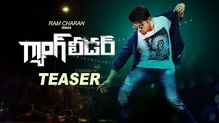Ram Charan's GANG LEADER Teaser | #RC12 | Ramcharan New Movie | Ram Charan First look | Filmylooks