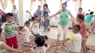 Трейлер. Аймередi  Қырқынан шығару . 40 дней ребенку - казахский обряд