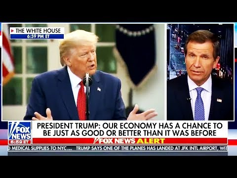 Fox PANICS, Cuts Away from Trump's Horror Show