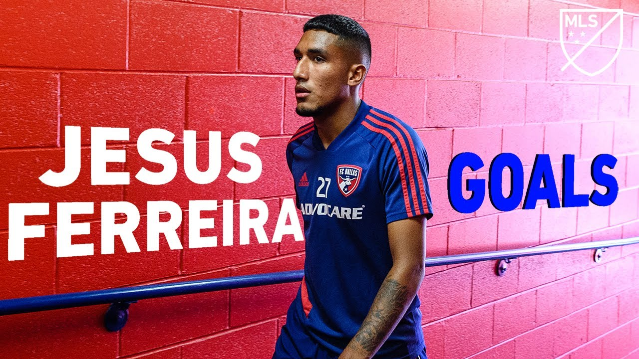 Top Prospects: Jesus Ferreira | New US National Team Striker! | GOALS & ASSISTS