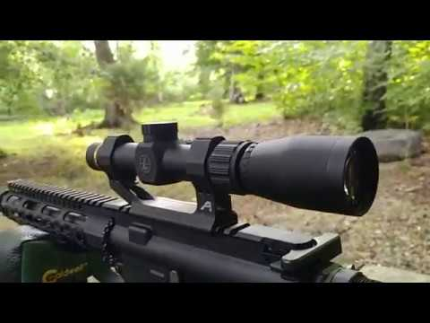 Leupold VX Freedom 1.5-4x20, My SBR Optic of Choice!