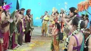On location of TV Serial ''Devon Ke Dev Mahadev