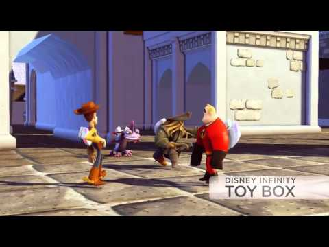 Disney Infinity (Monsters University: Randy)