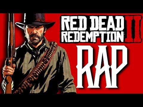 Red Dead Redemption 2 Rap Song (Rockstar Games) | Daddyphatsnaps