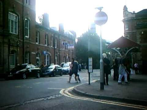 Exchange Street Kidderminster