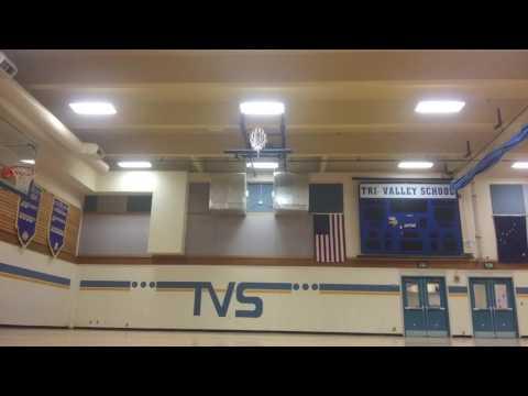 Tri valley school basketball