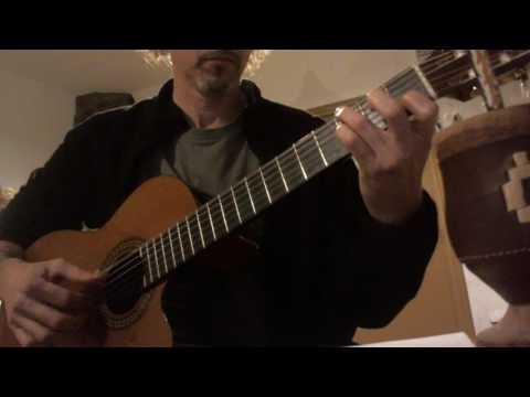 LA TRAMPERA (solo guitar) by Sergio Fulqueris