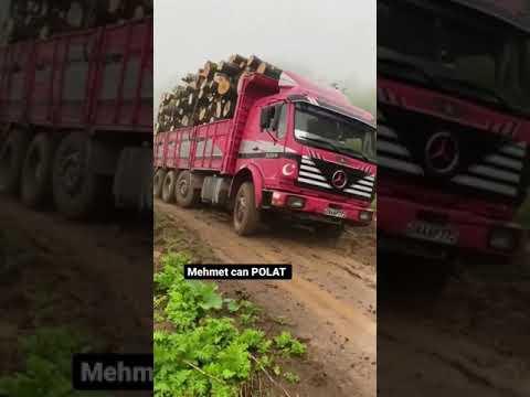 Efsane Ford Cargo/ Aragaz /Mehmet Şen