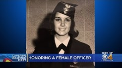 One Of The First Female DPD Detectives Honored