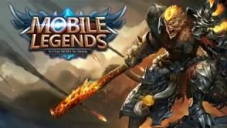 Gambar cover new hero mobile legend versi lagu havana