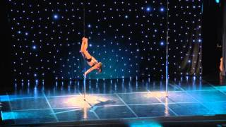 Sofia Iosifidou - Greek Pole Dance Championship 2016 by Rad Polewear - Amateur Division Champion