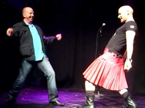 Craig Hill and Pete do Beyonce