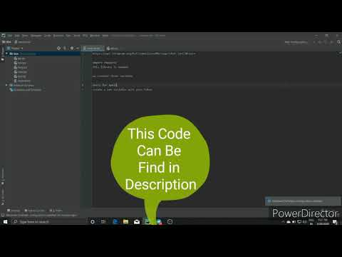 Understanding Telegram API, Sending Message By Bot Via Python | Beginners Tutorial