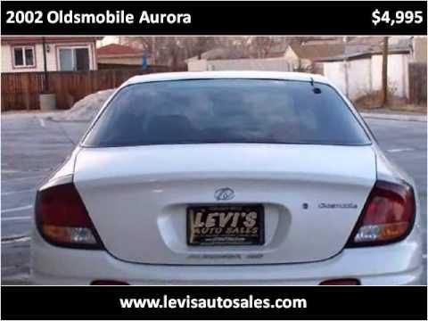 Levis Auto Sales >> 2002 Oldsmobile Aurora Available From Levi S Auto Sales
