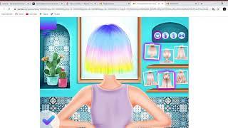 Онлайн игра мода