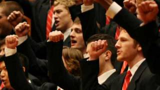 Heleluyan - the Wabash College Glee Club acapella