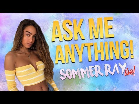 Q&A! - Ask Me Anything! (Livestream Highlight Video)