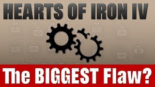 Hearts of Iron IV: The Biggest Flaw? thumbnail