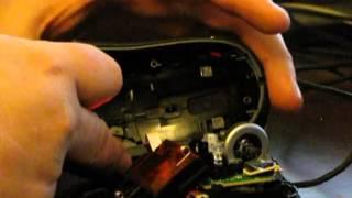 Logitech G500 gamer mouse defect problem + fix (review)