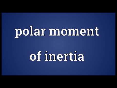 polar moment of inertia definition pdf