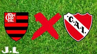 Assistir Flamengo X Independiente Ao Vivo ● Copa Sul-Americana