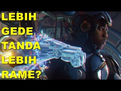 REVIEW PACIFIC RIM UPRISING (BAHASA INDONESIA) SPOILER! - Cine Crib Vol. 99 Extended