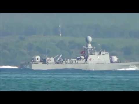 Power of Turkish Naval Force ( Türk Deniz Kuvvetleri )