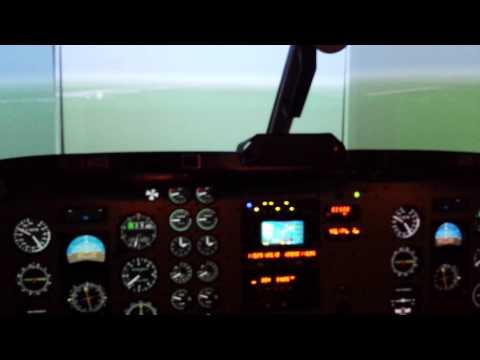 Beechcraft 200 - Navegación VOR y aproximación