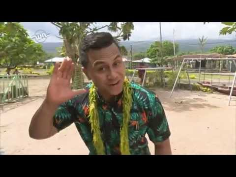 Ronnie in Samoa- Games
