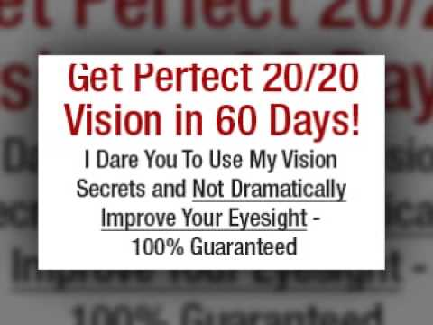 better eyesight without glasses pdf