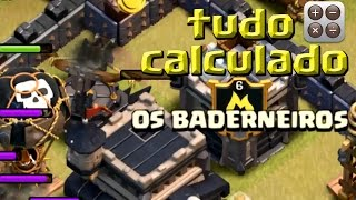 O CARA MAIS SORTUDO DO CLASH OF CLANS