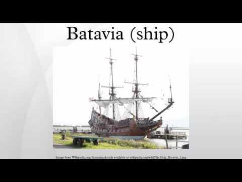 Batavia (ship)