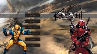Kenshi - Wolverine/ Deadpool Mod Showcase