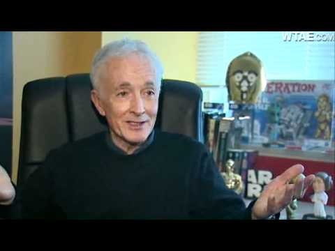 1-On-1 With Star Wars Legend Anthony Daniels